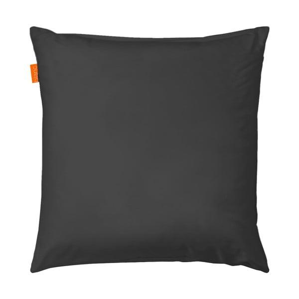 Poszewka na poduszkę Basic Black, 80x80 cm