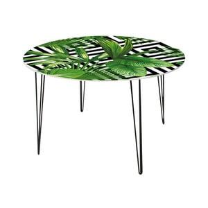 Stół do jadalni Green Leafs, 120 cm