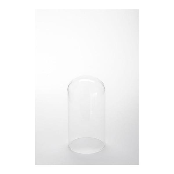 Szklana pokrywa Thick, 8,15 cm