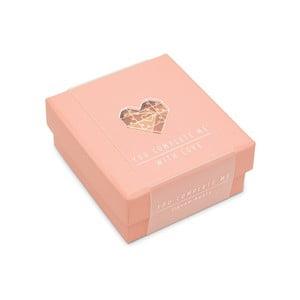 Puzzle z wiadomością Luckies of London Romantic Pink