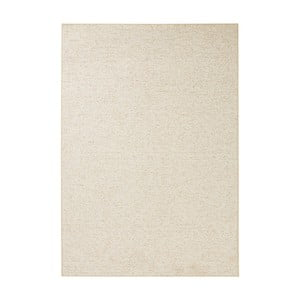 Kremowy dywan BT Carpet Wolly, 140x200 cm