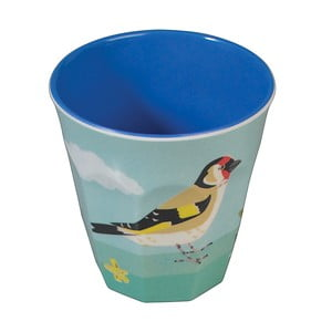 Kubek melaminowy Rex London Goldfinch