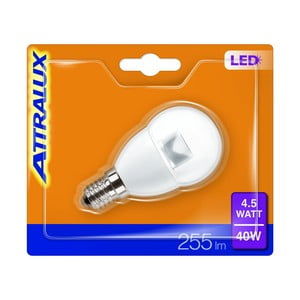 Żarówka LED Attralux 25W E14 WW P45 CL ND 1BC/6