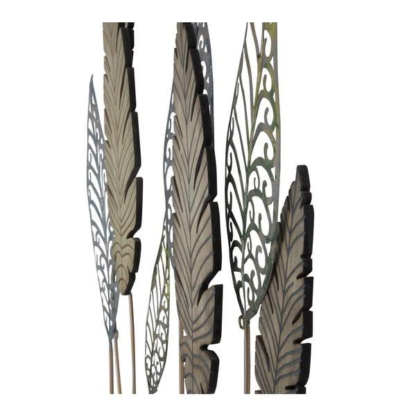 Dekoracja ścienna z motywem liści Mauro Ferretti Cactus, wys. 87 cm