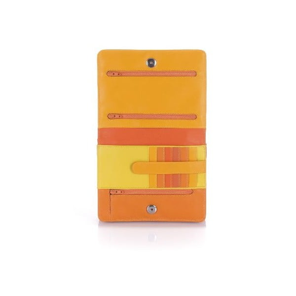 Torebka  Double Flap Yellow