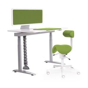 Stół Ergo, zielony