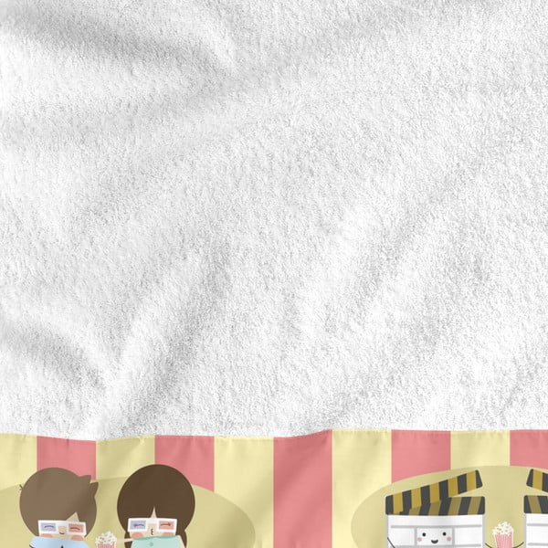 Zestaw 2 ręczników Happynois Pop Corn
