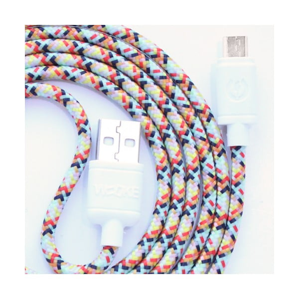 Kabel do ładowania Micro USB Fantasy, 1,5 m