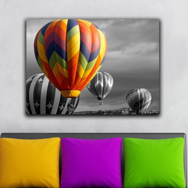 Obraz W chmurach, 45x70 cm