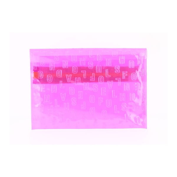 Teczka/etui na dokumenty Chunky Pink A4