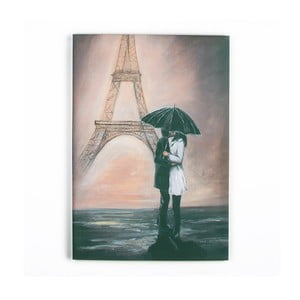 Obraz Graham & Brown Kissing In Paris,70x100cm