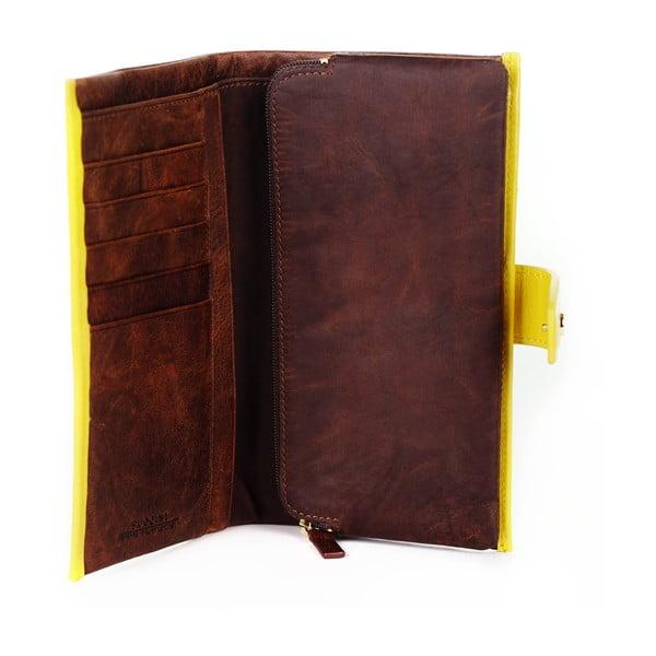 Skórzany portfel Rovigo Puccini