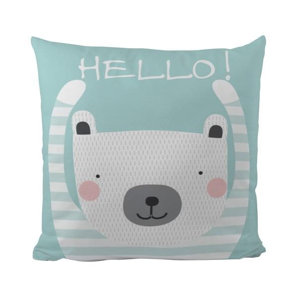 Poduszka   Hello Bear, 50x50 cm