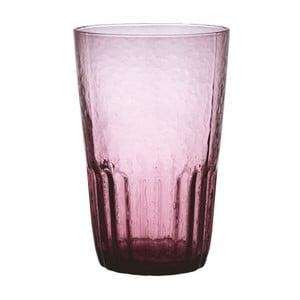 Fioletowa szklanka Kinto Dew, 420 ml