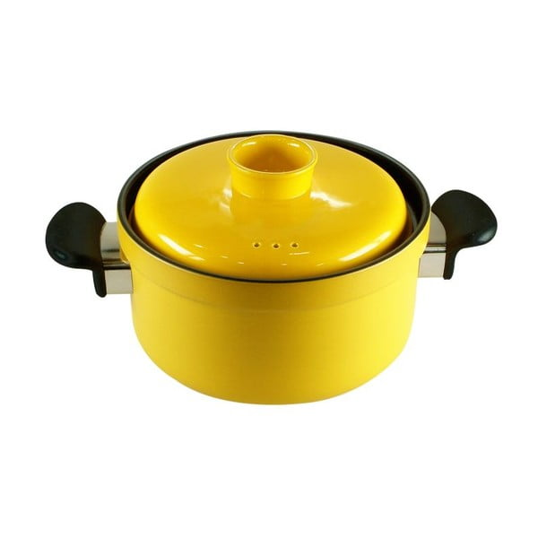 Garnek Casserole Design Yellow, 2,5 l