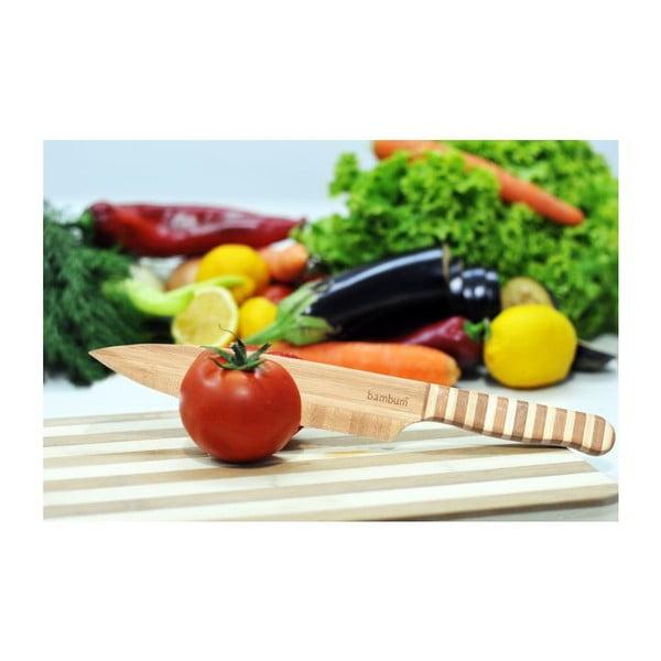 Bambusowy nóż do warzyw Bambum Salad