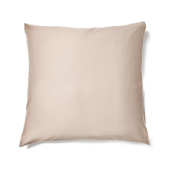Brązowa poszewka na poduszkę Casa Di Bassi Basic, 65x65 cm