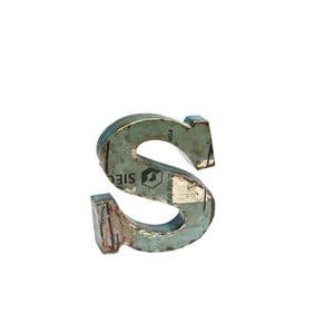 Litera Alfabeto S