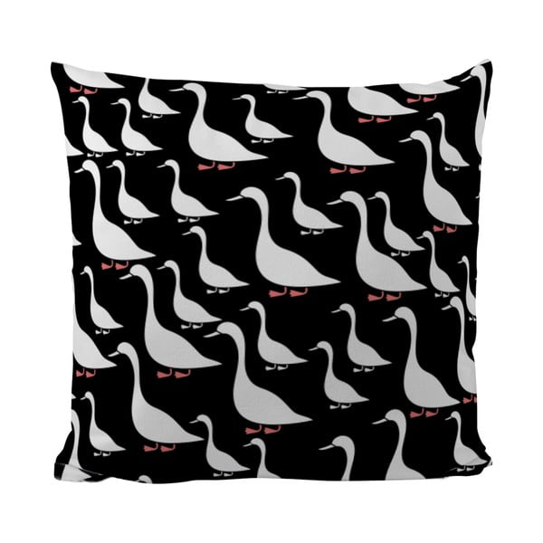 Poduszka Black Shake Few Goals, 40x40 cm