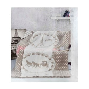 Koc Carcassonne, 150x200 cm