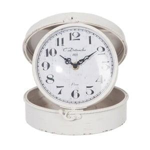 Zegar w pudełku Vintage Time, 20x21,5x20 cm