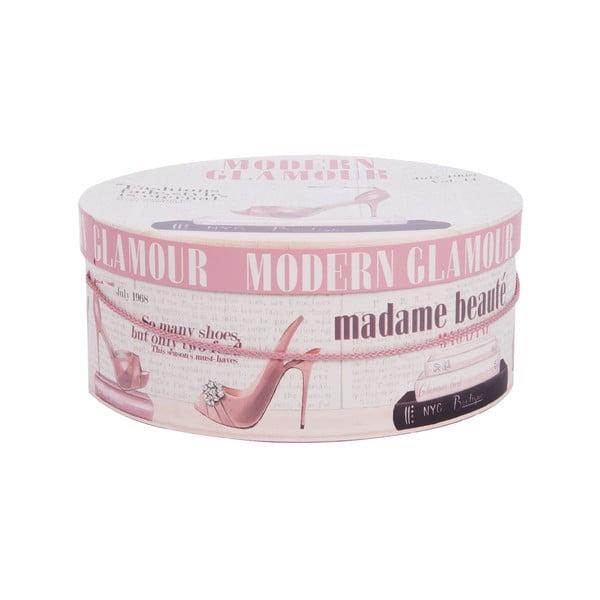 Zestaw 3 pudełek Madame Beauté