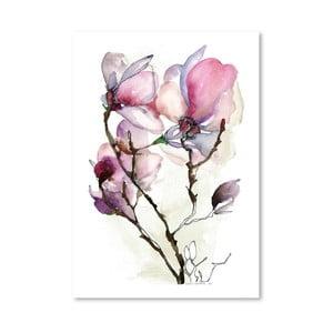 Plakat Magnolia III, 30x42 cm