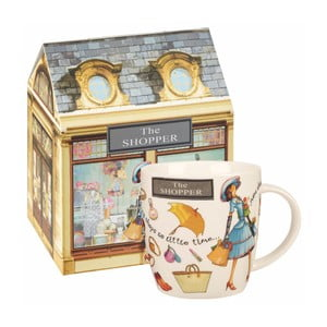 Kubek porcelanowy Churchill China The Shopper, 400 ml