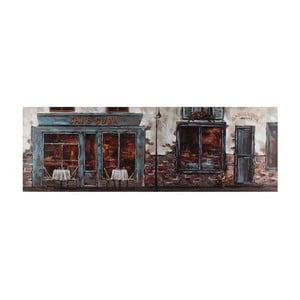 Obraz olejny Cafe Cuba, 50x150 cm