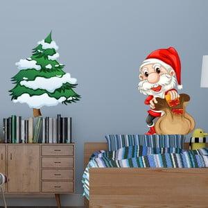 Naklejka świąteczna Fanastick Pere Noel
