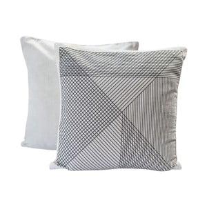 Poszewka na poduszkę Multi Grid 50x60 cm