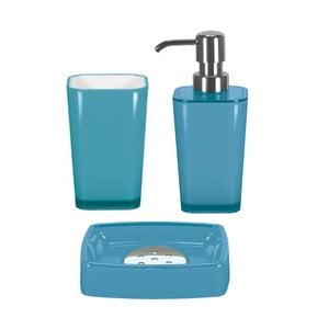 Zestaw akcesoriów łazienkowych Easy Blue