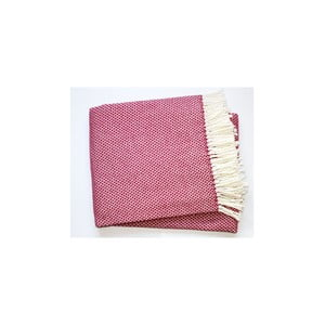 Różowy koc Euromant Zen, 140x180 cm