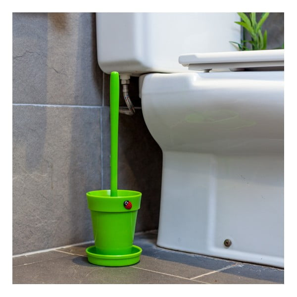 Szczotka toaletowa Lime