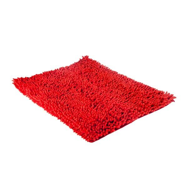 Mata łazienkowa Lilly Red