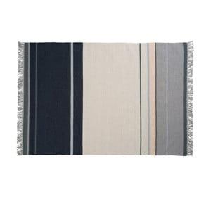 Wełniany dywan Metallum Granite, 140x200 cm