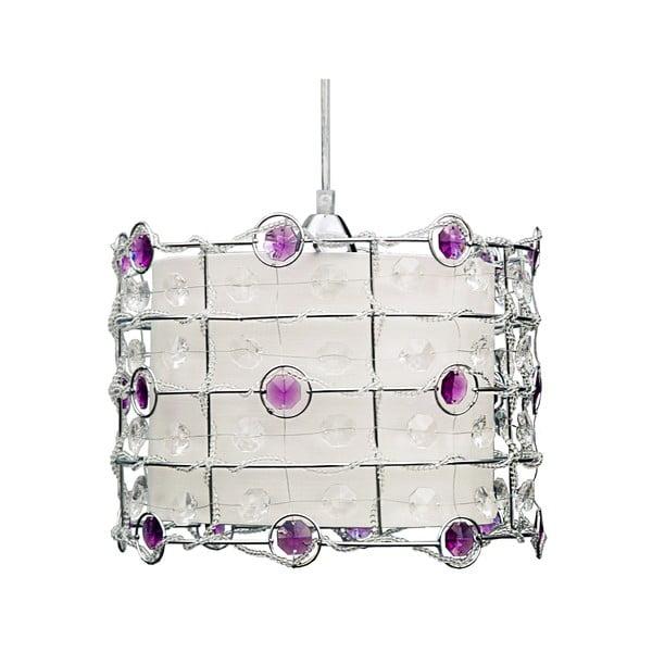 Lampa wisząca Seneca Purple
