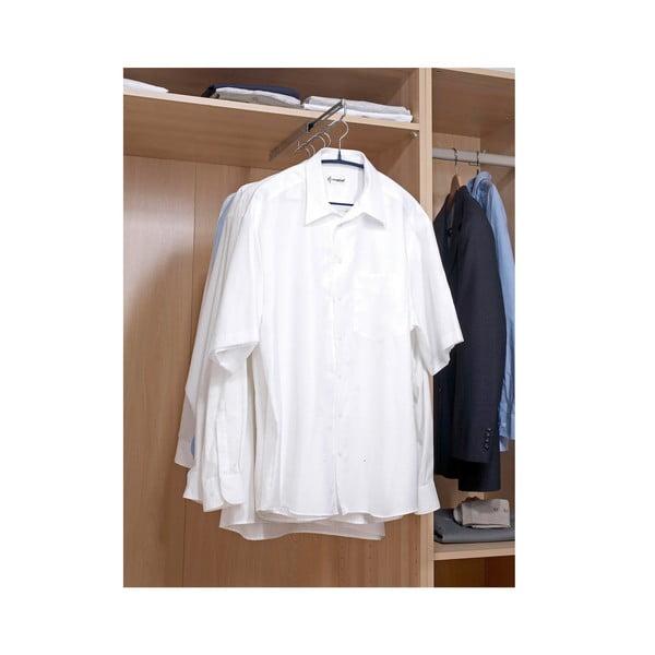 Wysuwany wieszak na koszule Wenko Cloth