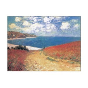 "Claude Monet ""Polna droga do Pourville"""