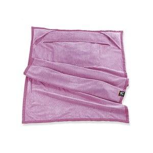 Ręcznik plażowy Kami Moe 90x180 cm, fioletowy