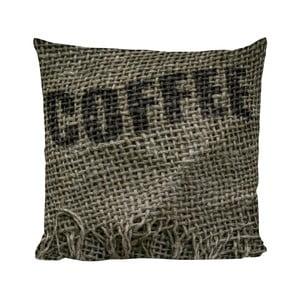 Poduszka Black Shake Coffee Addict, 50x50 cm