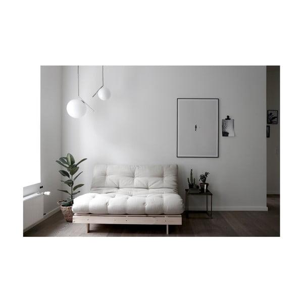 Sofa wielofunkcyjna Karup Design Roots White/Gris