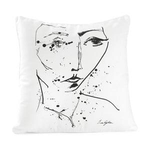 Poduszka Art Miss Étoile I, 50x50 cm