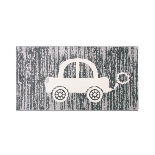 Dywan dziecięcy Mr Car, 80x150 cm