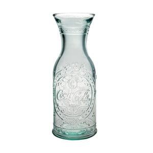 Szklany wazon/karafka Ego Dekor Coke, 1l