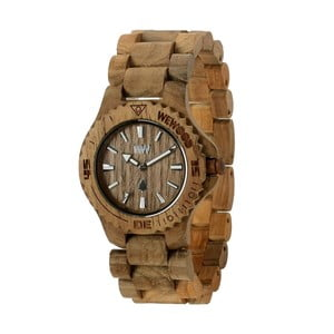 Drewniany zegarek Date Teak