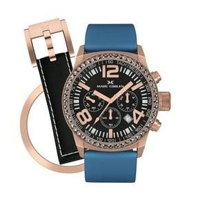 Zegarek damski Marc Coblen z dodatkowym paskiem i obręczą P23