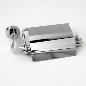 Uchwyt na papier toaletowy Chromo, 19,5x8x9 cm