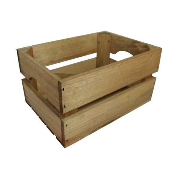 Skrzynka Caja Mini Envejecido, 30x16x21 cm