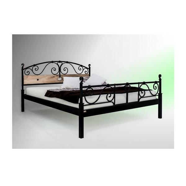 Łóżko metalowe Classic Leontina